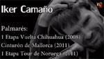 Entrevista a Iker Camaño