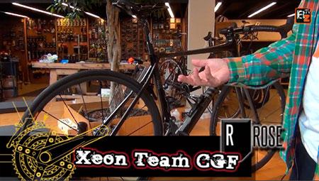 Análisis Rose Xeon Team CGF