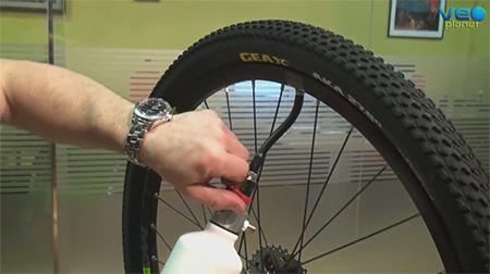 Cómo tubelizar una rueda con el kit tubeless de X-SAUCE