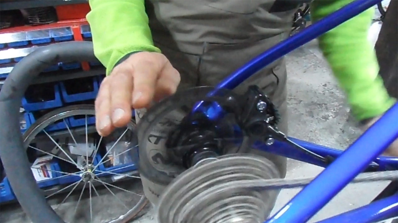 El falso mito de los frenos de disco