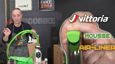 Cómo montar el mousse Air-Line de Vittoria en tu bicicleta