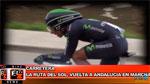 Bikenews 30/01/2015 - La Ruta del Sol, Vuelta Ciclista a Andalucia en marcha.