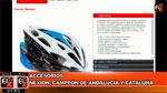 Bikenews 03/03/2015 - Casco Spiuk Nexion campeón de Andalucía y Cataluña