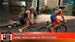 BikeNews 23/06/2015-Gómez Noya gana en Pontevedra