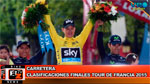 BikeNews 27/07/2015- Clasificaciones finales Tour de Francia 2015