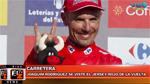 BikeNews 08/09/2015 - Joaquim Rodriguez se viste el jersey rojo de La Vuelta