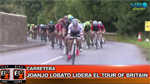 BikeNews 09/09/2015 - Juanjo Lobato lidera el Tour of Britain