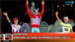 BikeNews 15/09/2015 - Fabio Aru ya tiene su primera gran vuelta