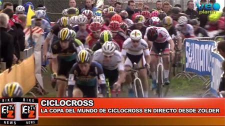 BikeNews 26/12/2016 - La Copa del mundo de ciclocross en directo desde Zolder