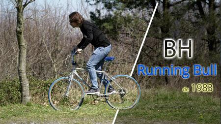 Clásica BH Runnig Bull, la primera MTB de España