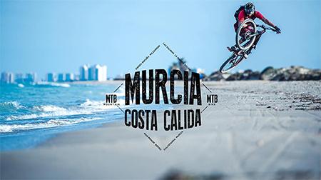David Cachón - MTB en la Costa Cálida