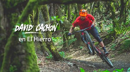 David Cachon en El Hierro