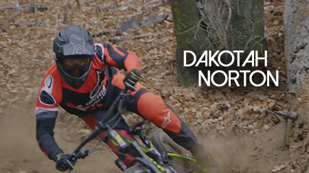 Dakotah Norton - DH en California