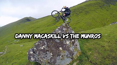 Danny MacAskill vs The Munros