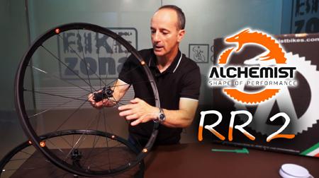 Alchemist RR2, posiblemente las mejores ruedas de XC