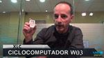 Análisis Ciclocomputador XLC W03