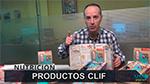 Nutrición deportiva con las Clif Bars , recien llegadas a España