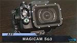 Análisis cámara AEE MagiCam S60