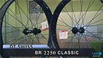 Análisis de ruedas DT SWISS BR 2250 CLASSIC
