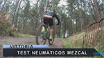 Probamos los neumáticos Vittoria Mezcal