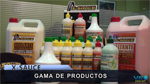 Análisis de productos X-SAUCE