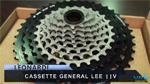 Análisis de cassette Leonardi General Lee 11 velocidades