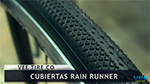 Cubiertas de carretera RAIN RUNNER de VEE TIRE CO