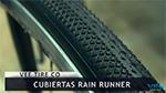 Cubiertas de carretera RAIN RUNNER de VEE TIRE CO