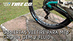 Cubiertas CROWN GEM y FLUID de VEE TIRE