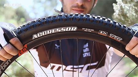 Neumático MAXXIS Aggressor para BTT