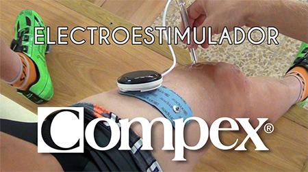 Clinic del electroestimulador COMPEX con Salvador Amat