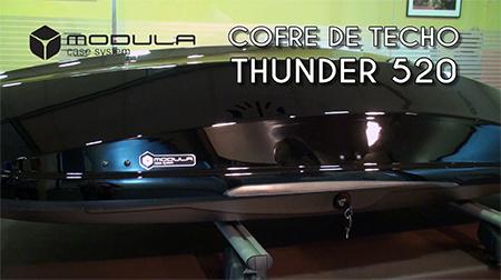 Cofre de techo Thunder 520
