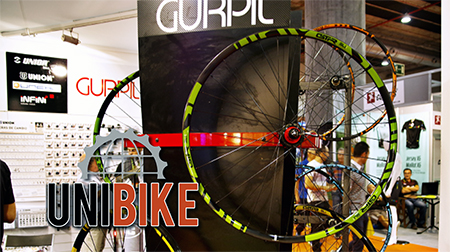 UNIBIKE 2016 - GURPIL, JOE'S y VEE TIRE CO