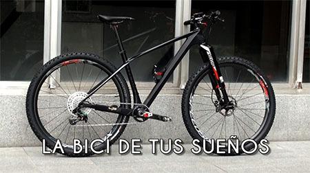 La bici hardtail de tus sueños