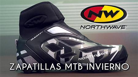 Colección de zapatillas de invierno NORTHWAVE