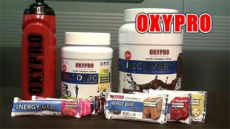 Nutrición deportiva OXYPRO