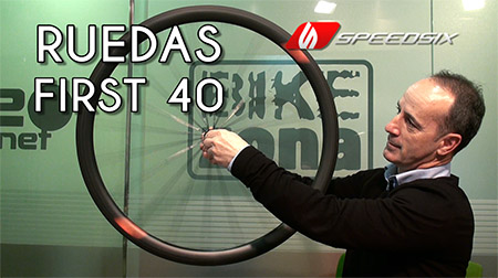Ruedas Speedsix FIRST 40