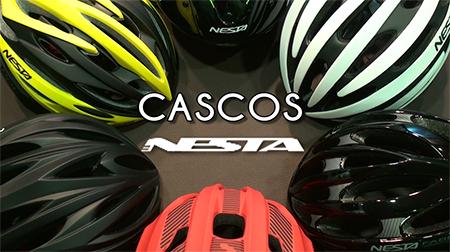 Estilo y seguridad con los cascos NESTA
