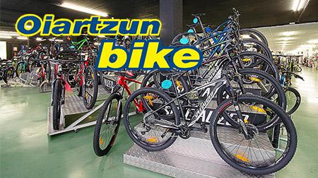 OIARTZUN BIKE - Tu tienda de bicicletas en Oiartzun