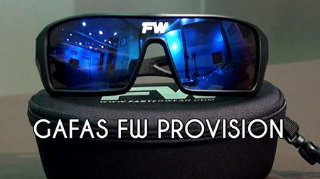 Gafas FW PROVISION de FasterWear