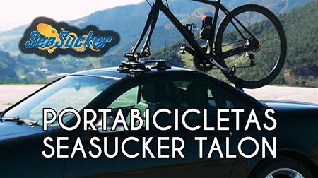 SeaSucker Talon, el portabicicletas más versátil