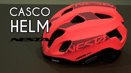 Nuevo casco HELM de NESTA