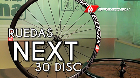 Ruedas Speedsix NEXT 30 DISC