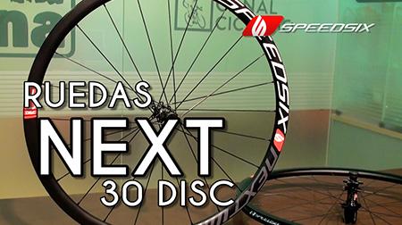 Ruedas Speedsix NEXT 30 DISC