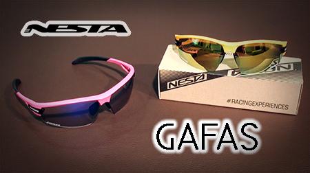 Protege tus ojos con las gafas NESTA