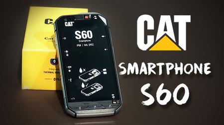 S60, el primer smartphone con cámara térmica del mundo