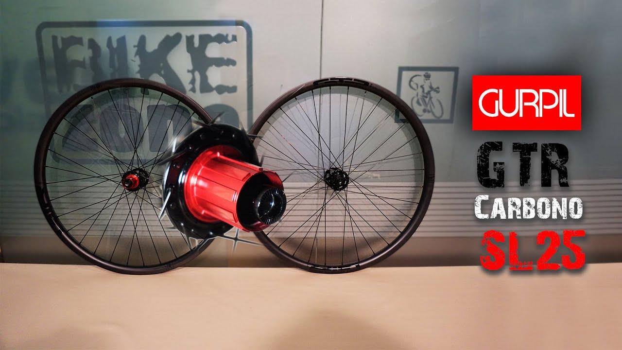 GURPIL lanza las GTR Carbono SL 25 para all mountain