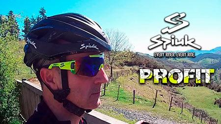 Gafas Spiuk PROFIT. Una obra de ingenieria para competir