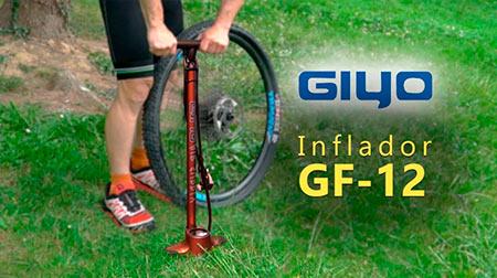 Inflador GIYO GF-12: Para usos exigentes