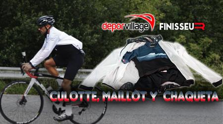 Ropa ciclismo FINISSEUR. Innovación y calidad